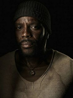 Tyreese is my favorite new character.  Hope he lives through the whole season!