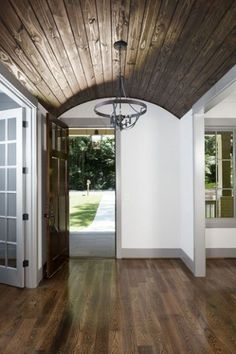 25+ best ideas about Barrel Ceiling