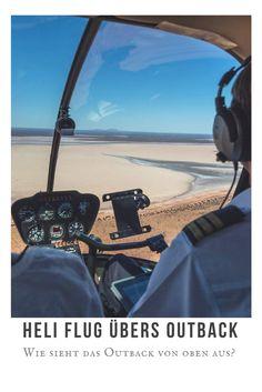 Ein Helikopter Flug über das australische Outback. Was gibt es dort zu sehen? Vom Uluru über Kata Tjuta bis hin zu Salzseen und Kamelen. Komm, flieg mit mir!