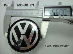 Aliexpress.com : Buy Good Quality VW Logo 56mm Volkswagen Wheel Center Caps Bora Jetta Passat 6N0 601 171 6N0601171 from Reliable VW Center Caps suppliers on RTCarAccessories Online Store $15.96
