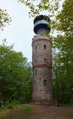 #Aussichtsturm und #Berggasthof #Hahnenkamm bei #Alzenau | Beste-Urlaubsdeals.de – Reisen billig buchen