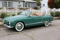 1958 Volkswagen Karmann Ghia