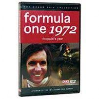 DVD - FORMULA 1 1972 REVIEW