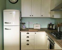 gorenje is half the price of smeg interior kitchen pinterest k che k hlschrank und. Black Bedroom Furniture Sets. Home Design Ideas