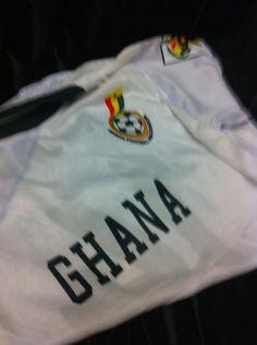 http://www.blackstarsquare.com/ Ghana Soccer Jersey
