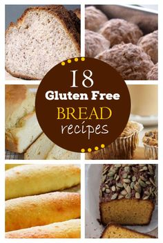 18 Gluten Free Snacks - Click Pic for Recipes!