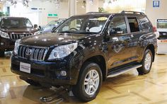 """TOYOTA LAND CRUISER PRADO is one of most popular SUV for Japanese car. It is not only for off-road running , that usability is also for running in the city. TRJ150W was born since 2009year September , it's 4th model of PRADO. TOYOTA MOTOR CORPORATION say , """"It can go with sense of security and comfort to any where , any time."""" The body design is stronger and profoundness than previous model , and inside utility performance is higher quality. So it's higher quality for transportability and…"""
