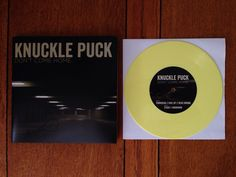 """Knuckle Puck """"Don't Come Home"""" Yellow /750"""