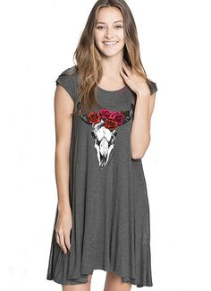 Bohemian Cowgirl creates women's graphic apparel with a fushion of western and bohemian style.