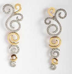 Piero Milano earrrings www.pave.hu