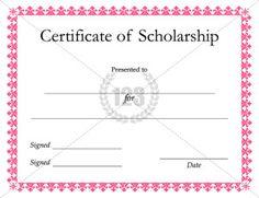 School Certificate Template | Certificate Templates