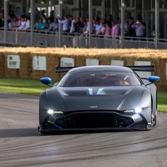 Watch the Aston Martin #Vulcan tear up the track at blog.dupontregistry.com || #dupontregistry #astonmartin