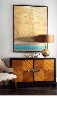 Your living room needs a sideboard cabinet well designed like this one. Discover more: www.buffetsandcabinet.com | #cabinetdesign #contemporarycabinet #sideboardcabinet