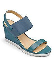 ba0b7ad9fbeb6 The Flexx Wedge Sandals D Fit Wedge Sandals, Wedge Flip Flops, Wedge Sandal,
