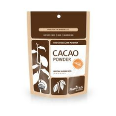Navitas Naturals Cacao Powder, Organic, 16-Ounce Pouches (Pack of 2) by Navitas Naturals, http://www.amazon.com/dp/B001E5E0Y2/ref=cm_sw_r_pi_dp_3wIpsb036FVDN