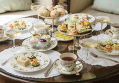 Traditional English Tea at Windsor Court Hotel's Le Salon.   Experience the delightful tradition of afternoon tea in New Orleans at Le Salon. Sip from a selection of 26 of the finest loose-leaf variety brews while your ears enjoy soft melodies from a harpist or pianist. Nibble on an assortment of delicious tea sandwiches as you engage in one of New Orleans most beloved and fashionable pastimes.  http://www.windsorcourthotel.com/le-salon