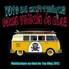 Vote na Multticlique como Veículo do Ano! É só clicar!