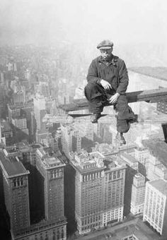 Talking Feather............ironworker.
