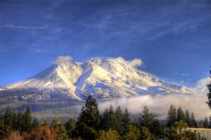 These locations may not be the most well-known, but they are perfect for landscape and nature photography! Landscape Photos, Landscape Photography, Nature Photography, Places Ive Been, Places To Go, Mountain Background, Mount Shasta, California City, Wine Country