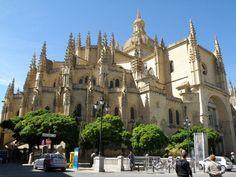 """Catedral de Segovia """"La Dama de las Catedrales"""""""