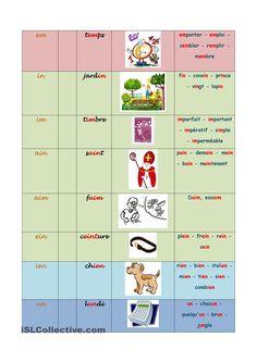 Prononciation des phonèmes en français