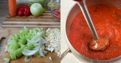 Supe și Ciorbe Archives - Page 2 of 6 - Bucatarul Home Recipes, Thai Red Curry, Mashed Potatoes, Ale, Health Fitness, Chicken, Cooking, Ethnic Recipes, Food