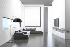 Råd for å forenkle hjemmet ditt med minimalisme Interior Design Living Room, Room Interior, Oversized Mirror, Modern, Furniture, Home Decor, Design Ideas, Google, Life