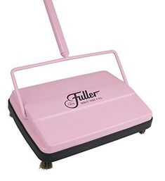 TheFULLER BRUSH Electrostatic Carpet Sweeper is the easy way to keep your floors clean. Keep your bulky vacuum in the closet and stop fumbling with a broom and dust pan. TheFULLER BRUSH Electrostatic Carpet Sweeper is expertly crafted from top-quality materials to clean floors quickly and thoroughly. | eBay!