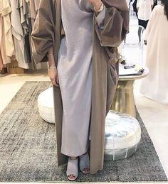 IG: AsmaAlmatrooshi || IG: BeautiifulinBlack || Abaya Fashion ||