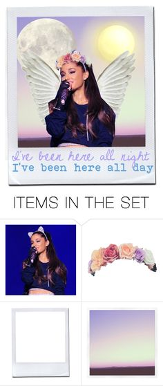 """i've been here all night, i've been here all day"" by tropical-waters ❤ liked on Polyvore featuring art"
