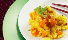 Warming Turmeric-Ginger Rice