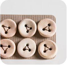 Ceramic Button