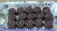 Cioccolatini nutella e wafer