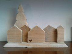 Casette e pino da legno di bancale regalato