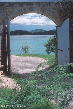 Door to Paradise > Antigua -  Caribbean