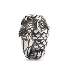 Trollbeads Night Owl #Trollbeads #Owl