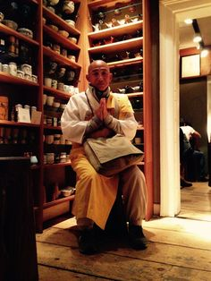 Toyoshige Sekiguchi our beloved Japanese monk - thank you for staying with us and all the best for your travels and your deeply touching peace walk!