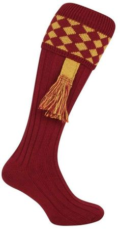 Shop JACK PYKE Harlequin Shooting Socks with Garters, 8 to 11 UK, Green/Gold. At Home Gym, Throw Pillow Covers, Green And Gold, Stockings, Socks, Mens Fashion, Men's Style, Red, Shopping