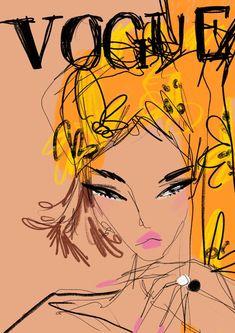 Illustrations - Anjelica Roselyn Photo Wall Collage, Collage Art, Art Sketches, Art Drawings, Arte Sketchbook, Funky Art, Hippie Art, Aesthetic Art, Art Inspo
