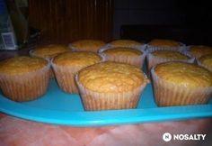 Joghurtos muffin