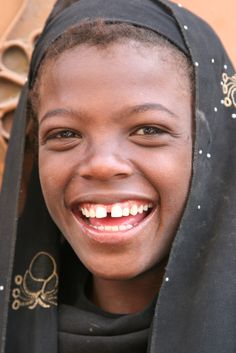 A big smile from Yemen