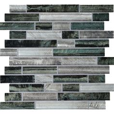 Daltile Sink Backsplash/ Also to be used as visual contrast on the countertop