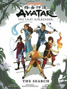 Avatar: The Last Airbender, The Search by Michael Dante DiMartino http://www.amazon.com/dp/1616552263/ref=cm_sw_r_pi_dp_UroUtb12R2MEW2RZ