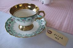 Mad Hatter Tea Party by small::bird, via Flickr