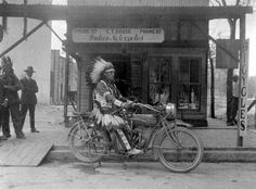 Indian Chief 1910