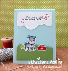 Christy Gets Crafty | Pop Up card and video tutorial | feat. Mama Elephant stamps and dies