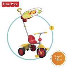Smart Trike Fisher Price Trike