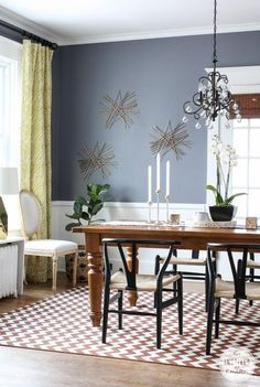 Design Pros Reveal the Exact 12 Shades of Gray to Paint Your Home. This one is Benjamin Moore Dior Gray. Love it!