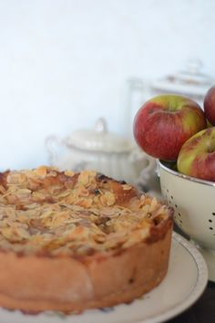 Gastbeitrag: Bratapfelkuchen