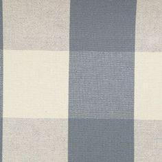 Clarke & Clarke    Sherbourne Fabric - Chambray F0571/03